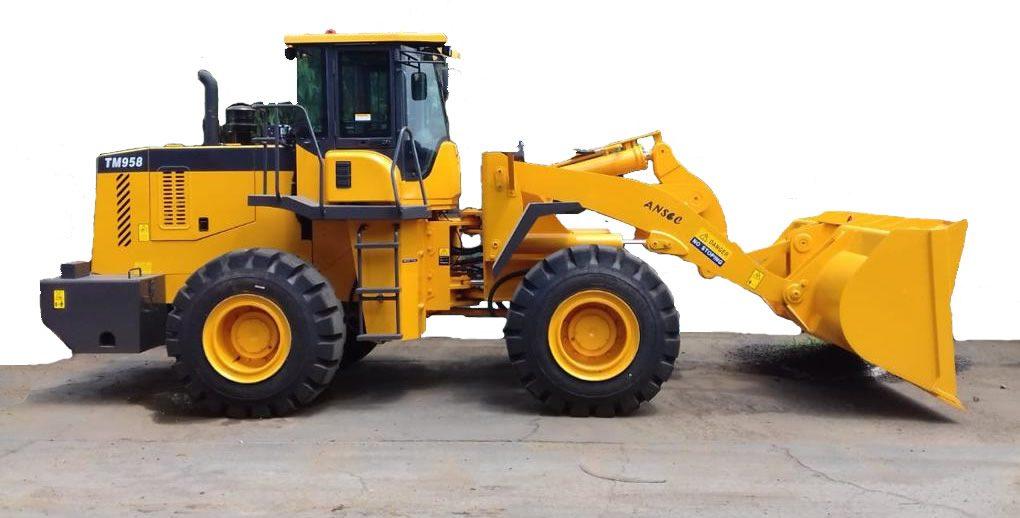 16 Ton front end loader